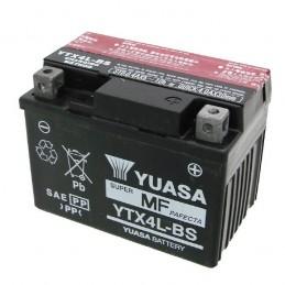 BATTERIA YUASA YTX4L-BS