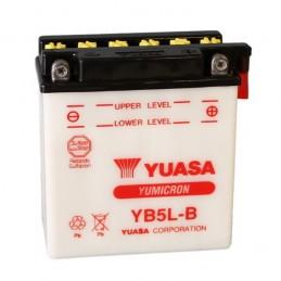 BATTERIA YUASA YB5L-B