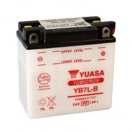 BATTERIA YUASA YB7L-B