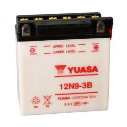 BATTERIA YUASA 12N9-3B