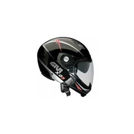 Casco Givi X03 Crossover nero lucido