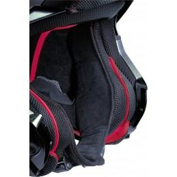 Interior nero/rosso per N104/EVO/ABSOLUTE
