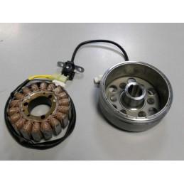 VOLANO COMPL. APRILIA RS - RX - SX 125
