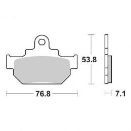 PASTICCHE ANT. SUZUKI  LS 650