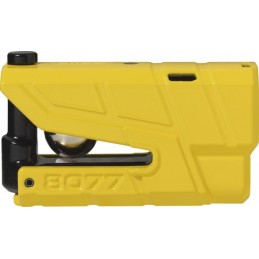 ABUS GRANIT Detecto X Plus 8077 Giallo Blocca disco