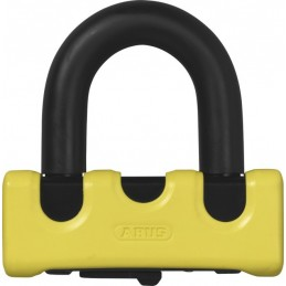 ABUS Granit Power XS 67/105HB50 Giallo Blocca disco
