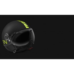 Fgtr Fluo Nero Frost – Decal Giallo fluo